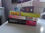 August TBR (To Be Read)