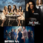 Mijn favoriete tv series op het moment #1