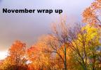 Wrap up: november