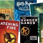 Populaire boekenseries die ik nog niet gelezen heb #2